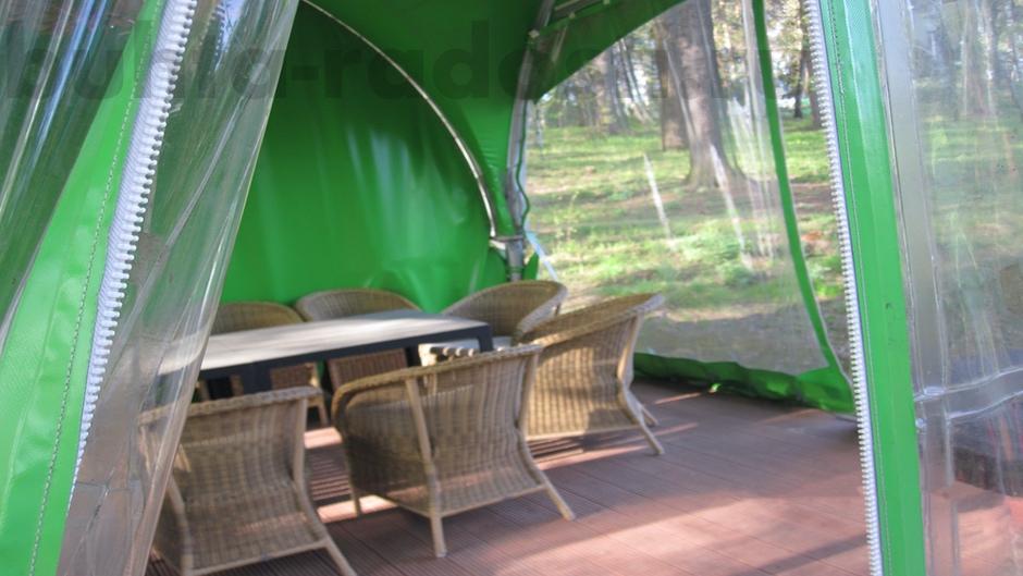 шатер в сорокино водохранилище