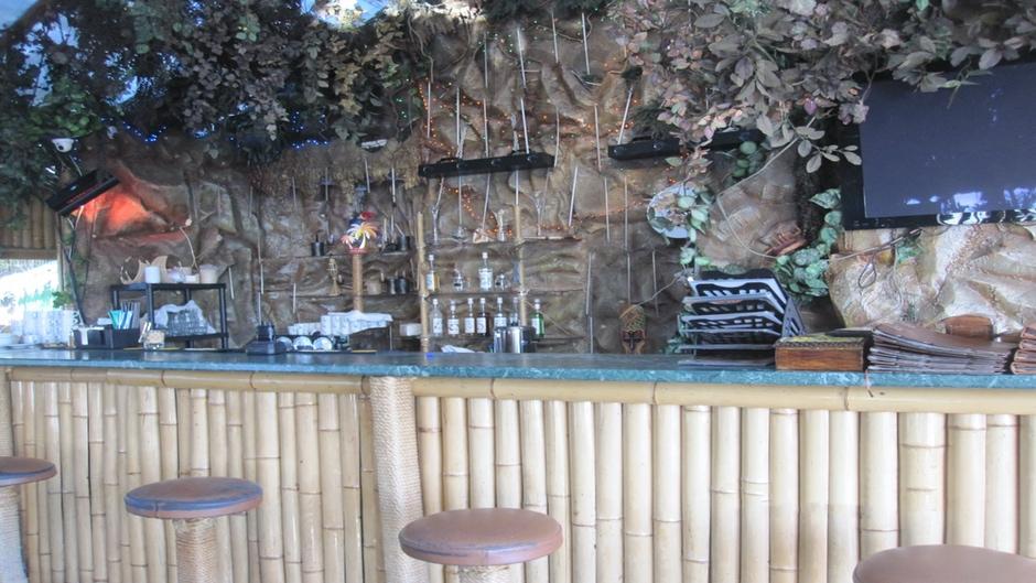 Ресторан на воде